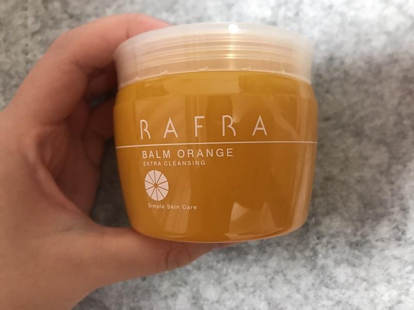 ラフラバームオレンジクレンジング口コミレビュー