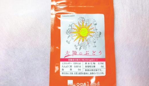 太陽のぶどうを30代女子が飲んだ感想を語る