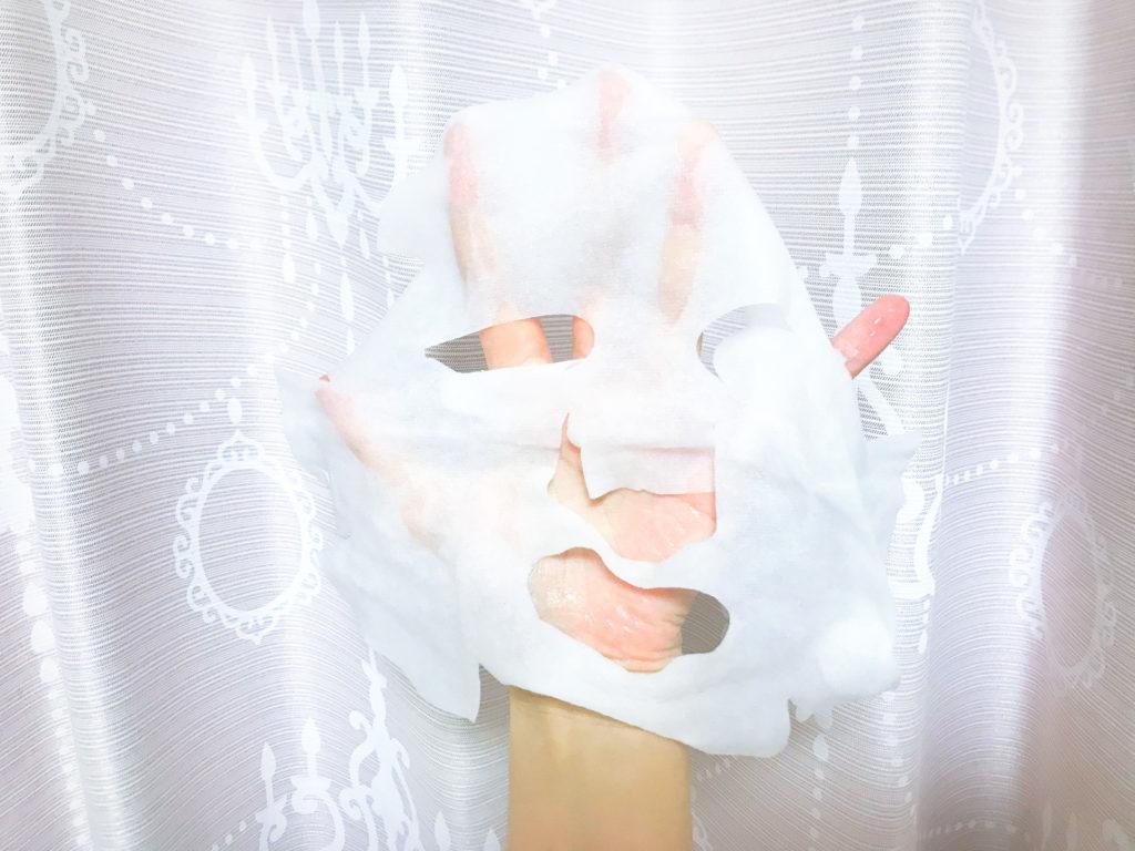 クオリティファーストオールインワンシートマスク美白口コミレポ
