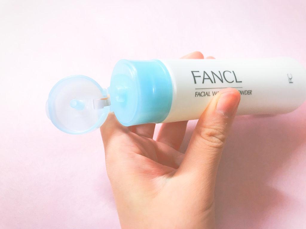 レビュー成分解析ファンケル無添加洗顔パウダー敏感肌口コミ